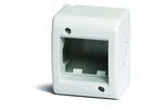 ДКС Модульная настен. коробка для эл/устан. изделий VIVA, IP40,2мод