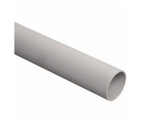 ДКС Труба ПВХ жёсткая атмосферостойкая д.16мм, тяжёлая, 3м, цвет серый